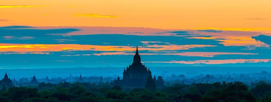 Myanmar, en busca del palacio de Sakandar
