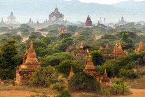 Planicie de Bagan,templos Birmania,Myanmar,Indika Viajes