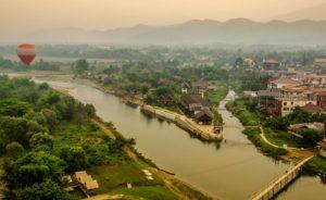 Luang-Prabang, viaje a Laos